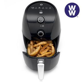Weight Watchers EK2766WW Compact Air Fryer, 2 Litre, 900 W, Black Thumbnail 1