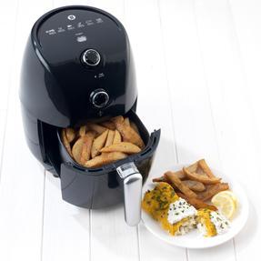 Weight Watchers EK2766WW Compact Air Fryer, 2 Litre, 900 W, Black Thumbnail 10