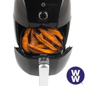 Weight Watchers EK2766WW Compact Air Fryer, 2 Litre, 900 W, Black Thumbnail 2
