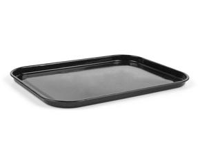Russell Hobbs Vitreous Enamel Deep Roaster, Baking Tray and Self Basting Roaster with Lid, Black Thumbnail 5