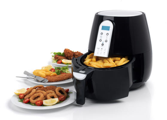 Salter XL Digital Hot Air Fryer, 4.5 Litre