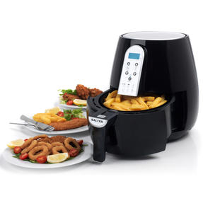 Salter EK2559 XL Digital Hot Air Fryer with Non-Stick Cooking Basket, 4.5 L, 1500 W Thumbnail 1