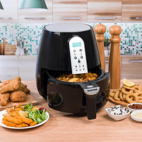Salter EK2559 XL Digital Hot Air Fryer with Non-Stick Cooking Basket, 4.5 L, 1500 W Thumbnail 5