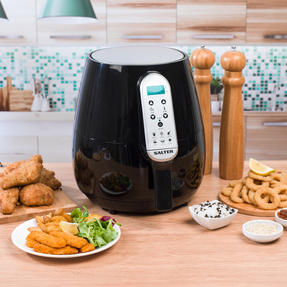 Salter EK2559 XL Digital Hot Air Fryer with Non-Stick Cooking Basket, 4.5 L, 1500 W Thumbnail 8