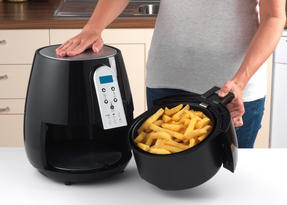 Salter XL Digital Hot Air Fryer, 4.5 Litre Thumbnail 8