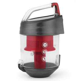 Beldray BEL0700 Compact Vac Lite Cylinder Vacuum, 2 Litre, 700 W, Red Thumbnail 4