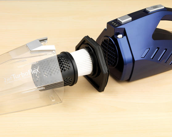 Beldray 2 in 1 Turbo Flex Cordless Vacuum Cleaner Thumbnail 7