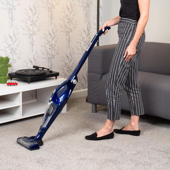 Beldray 2 in 1 Turbo Flex Cordless Vacuum Cleaner with Flexible Hinge Handle, 0.5 L Thumbnail 3