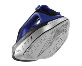 Beldray BEL0747 2 in 1 Cordless Steam Iron, 300 ml, 2600 W, Blue Thumbnail 3