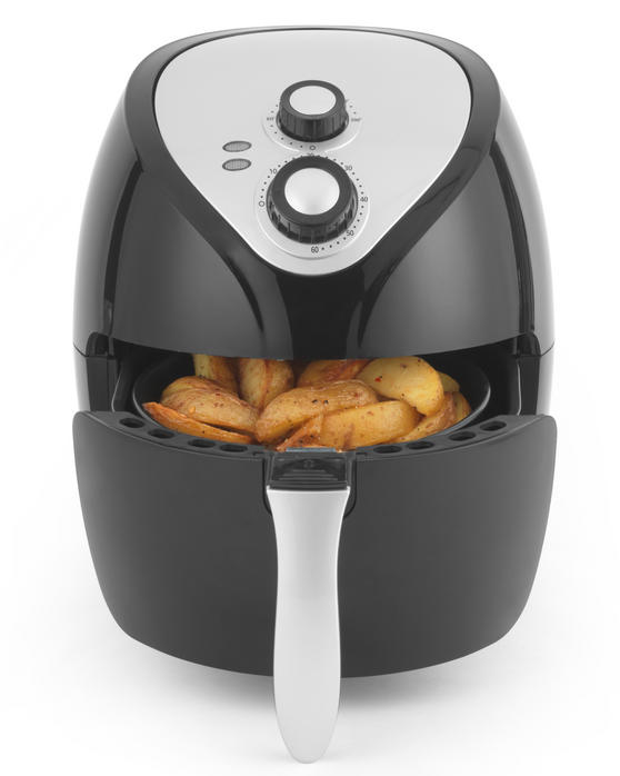 Weight Watchers EK2460WW Healthy Hot Air Fryer, 3.2 Litre, 1400 W, Black