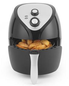 Weight Watchers EK2460WW Healthy Hot Air Fryer, 3.2 Litre, 1400 W, Black Thumbnail 1