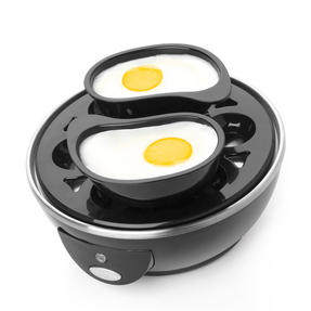 Salter Electric Boiled Poached Egg Cooker, 430 W Thumbnail 3