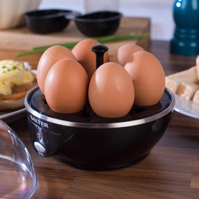 Salter Electric Boiled Poached Egg Cooker, 430 W Thumbnail 7