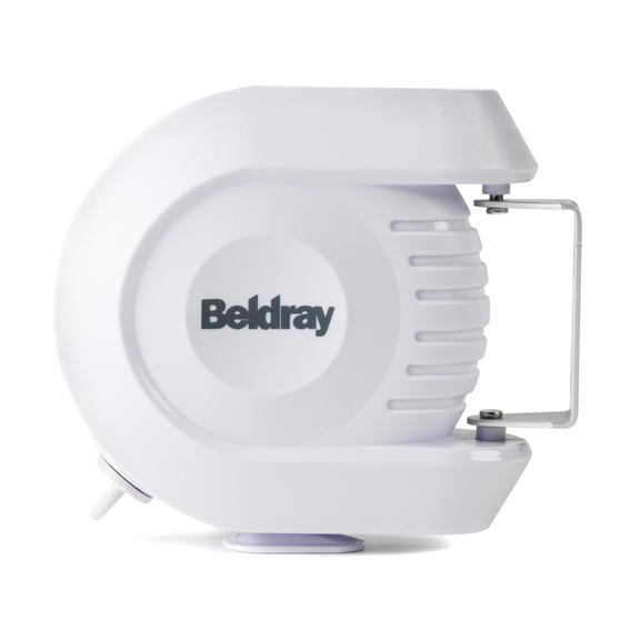 Beldray 12 Metre Retractable Clothes Line