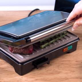 Weight Watchers EK2759WW Fold-Out Health Grill with Marble Non-Stick Coating, 750 W Thumbnail 4
