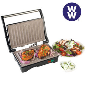 Weight Watchers EK2759WW Fold-Out Health Grill with Marble Non-Stick Coating, 750 W Thumbnail 7