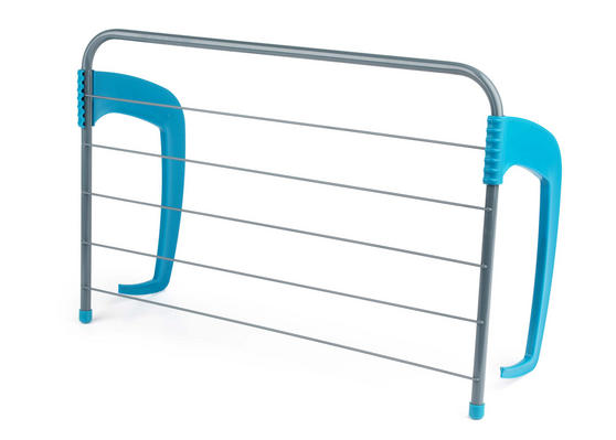 Beldray 5 Bar Radiator Airer Dryer, Turquoise