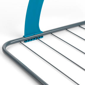 Beldray LA027535TQ 5 Bar Radiator Airer Dryer, Turquoise Thumbnail 3