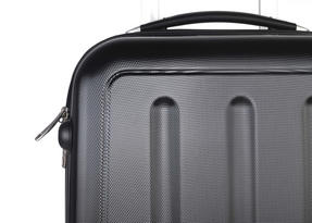 Constellation LG0033920BLKQDMIL Galloway ABS Suitcase, 20?, Black Thumbnail 2