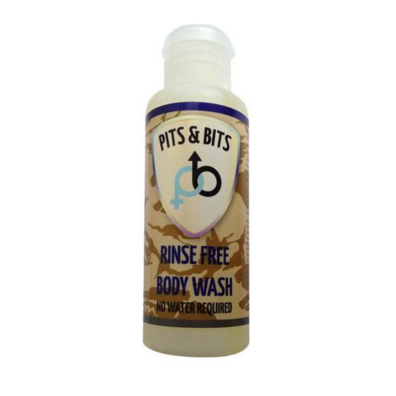 Pits & Bits Body Wash
