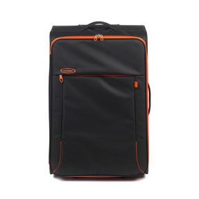"""Constellation Superlite Suitcase, 28"""", Black/Orange Thumbnail 2"""