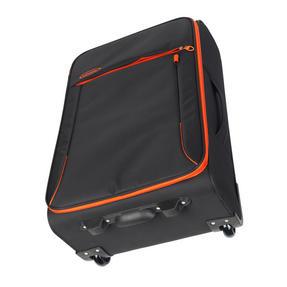 """Constellation Superlite Suitcase, 28"""", Black/Orange Thumbnail 3"""