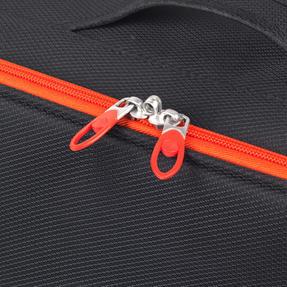 """Constellation Superlite Suitcase, 28"""", Black/Orange Thumbnail 4"""