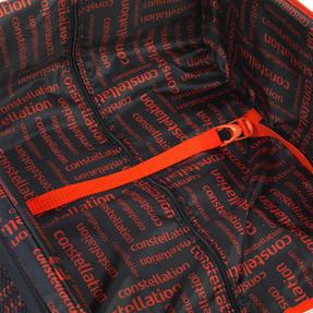 """Constellation Superlite Suitcase, 28"""", Black/Orange Thumbnail 7"""