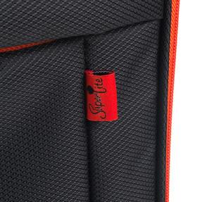 """Constellation Superlite Suitcase, 28"""", Black/Orange Thumbnail 8"""