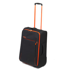 "Constellation Superlite Suitcase, 24"", Black/Orange Thumbnail 1"