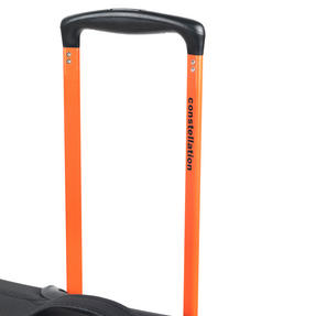 "Constellation Superlite Suitcase, 24"", Black/Orange Thumbnail 6"