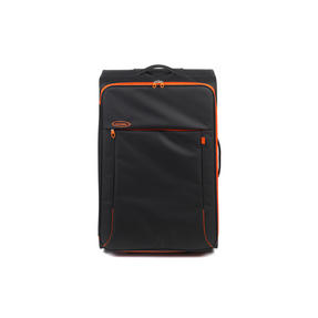 "Constellation Superlite Suitcase, 18"", Black/Orange Thumbnail 2"