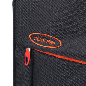 "Constellation Superlite Suitcase, 18"", Black/Orange Thumbnail 5"