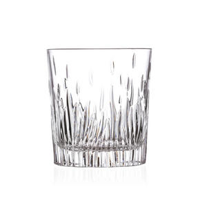 RCR 24848020006 Fire Crystal Gin Water Large Tumblers Glasses, 330 ml, Set of 6 Thumbnail 2