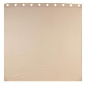 Beldray LA041814CRM Waffle Hookless Shower Curtain, 180 x 180 cm, Cream Thumbnail 4