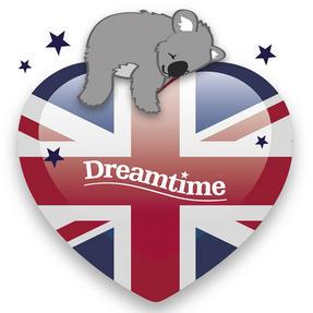 Dreamtime MFDT15070 Simply Sleep 10.5 Tog Duvet, Polyester, Single, White Thumbnail 5