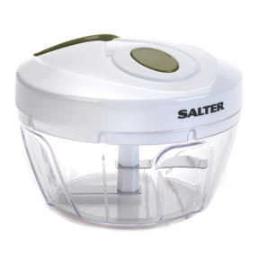 Salter 3 Piece Healthy Preparation Starter Set, Green/White Thumbnail 6