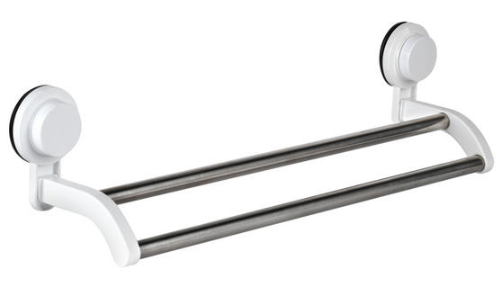 Beldray LA046512 Suction Double Towel Rail Rack