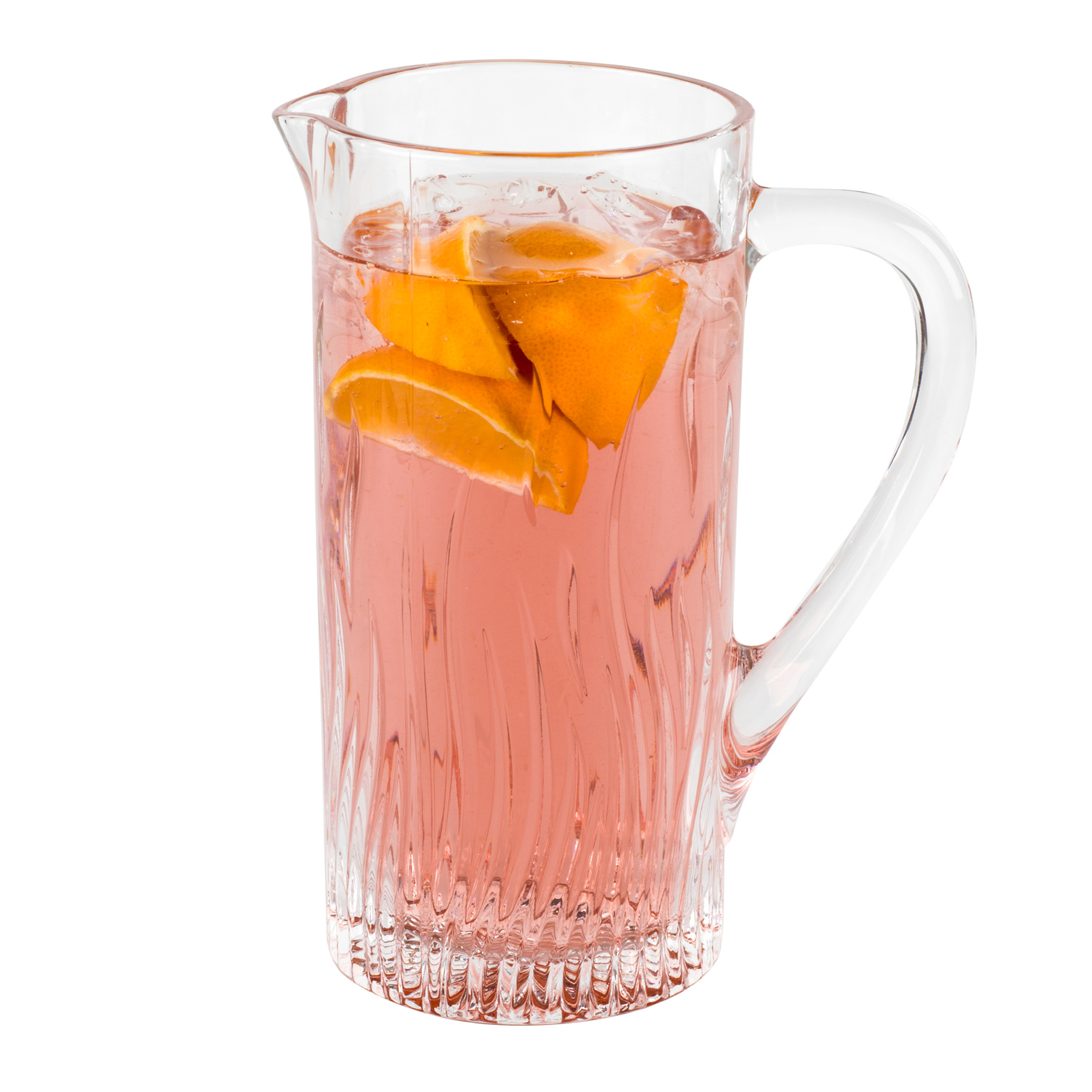 RCR 25877020006 Fire Crystal Glass Water Juice Cocktail Jug, 1 2 Litre
