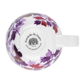 Portobello CM04907X8 Harlow Bone China Cup and Saucer, Set of 8 Thumbnail 4
