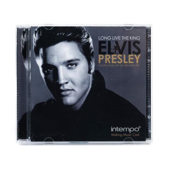 Intempo Elvis Presley Double CD