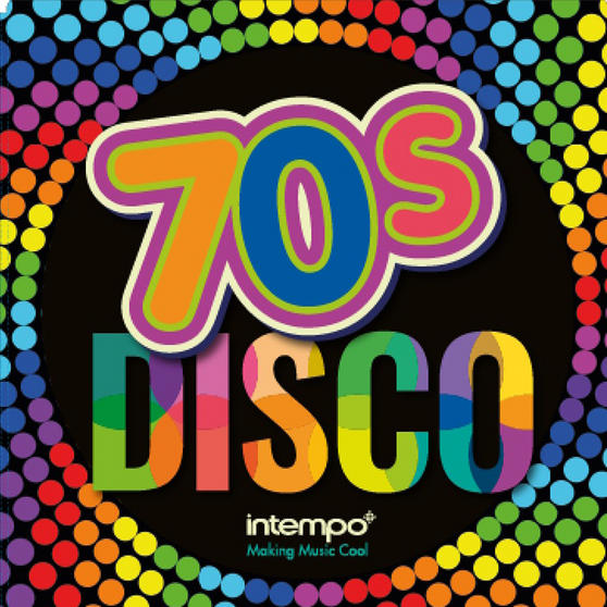 Intempo 70's Disco CD