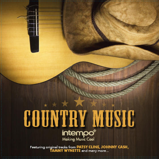 Intempo Country Music CD