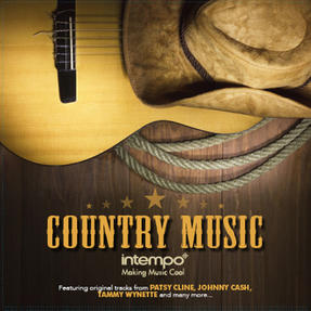 Intempo EE2336 Country Music CD