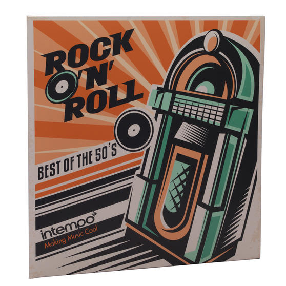 Intempo Rock 'N' Roll Music CD