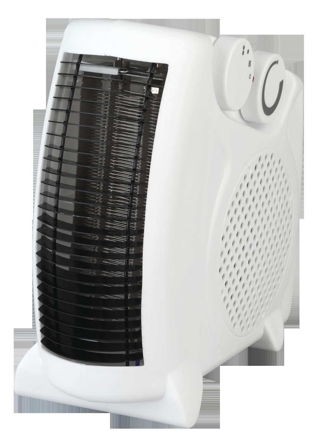 fan heater. beldray flat fan heater f