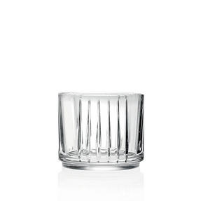 RCR 25535020206 Crystal Combo 3 Piece Set Stackable Whisky Decanter and Tumblers Thumbnail 3