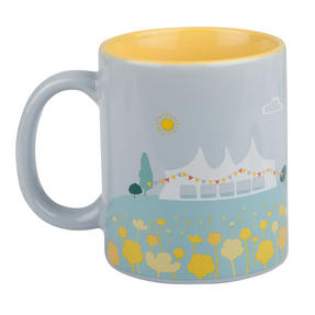 Great British Bake Off 88200506C Marquee GBBO Printed Gift Mug Thumbnail 1