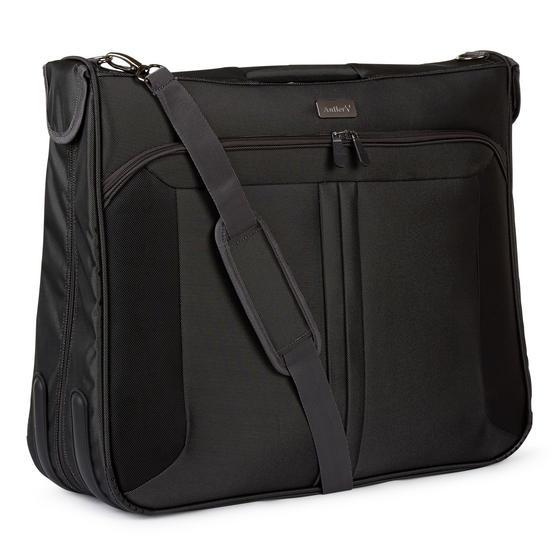 Antler 3861124038 Business Travel Suit Carrier Garment Bag, 57 cm, Black