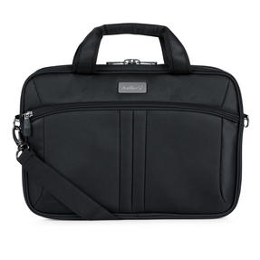 Antler 3861124120 Business Laptop Case Sleeve Bag Carrier, 28 cm, Black Thumbnail 2